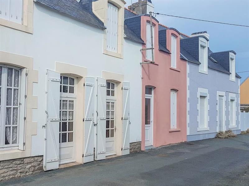 A Cote du Port in Treffiagat, Brittany - sleeps 4 people