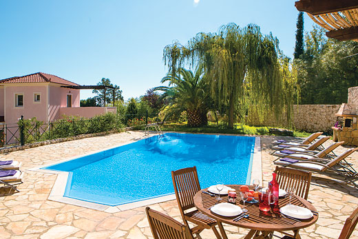 Alexandra in Katelios, Kefalonia - sleeps 6 people
