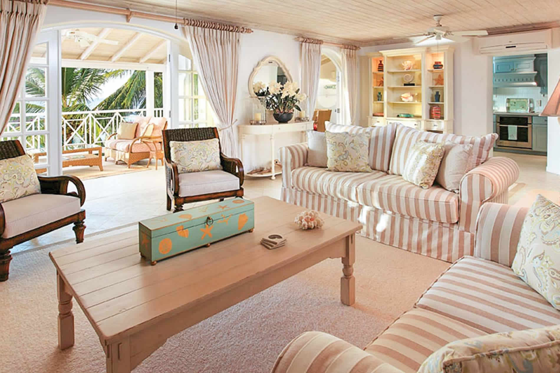 Apartment Beach Front III in Port St. Charles - sleeps 6 people