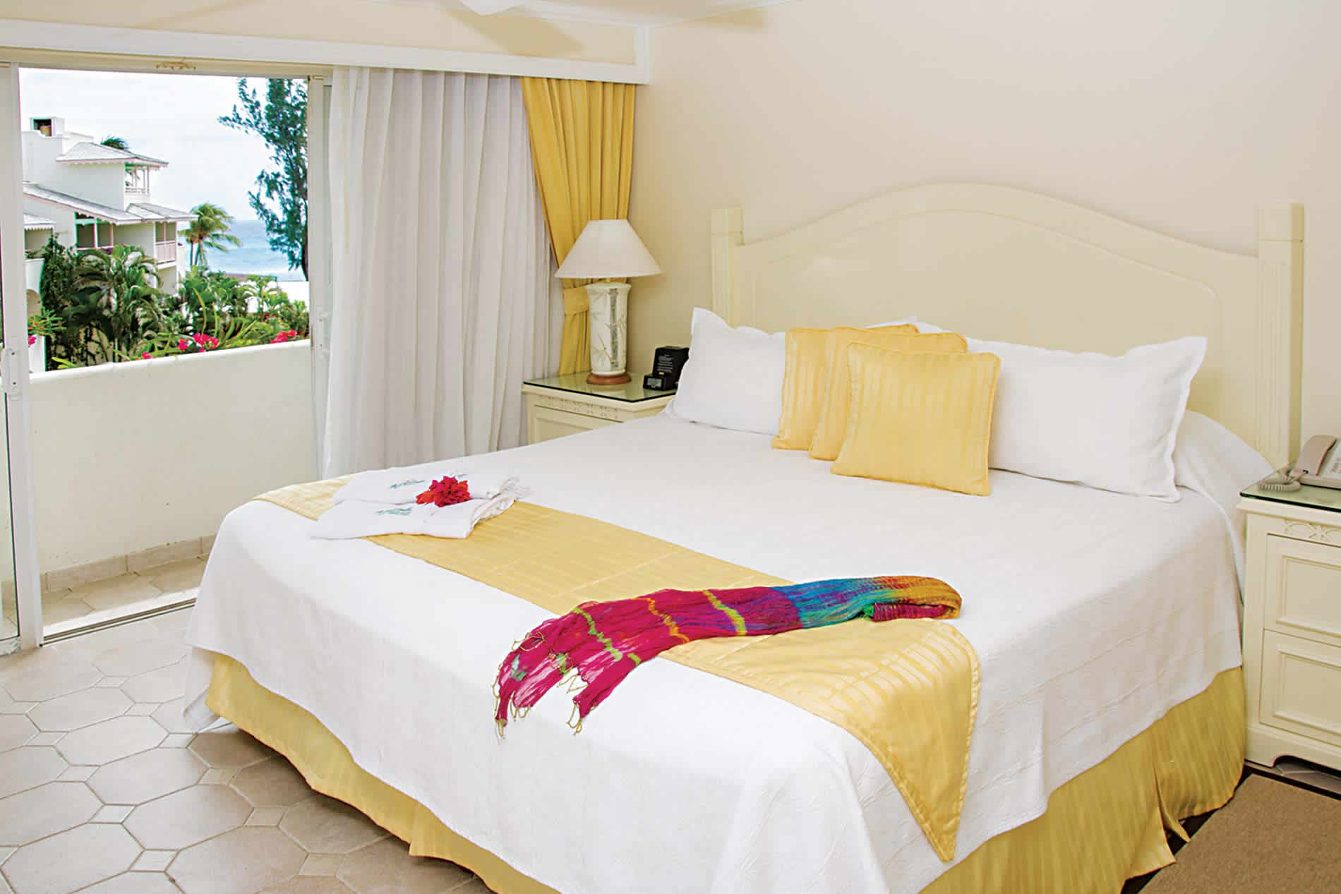 Apartment Bougainvillea A2 Deluxe in Bougainvillea Beach Resort - sleeps 4 people