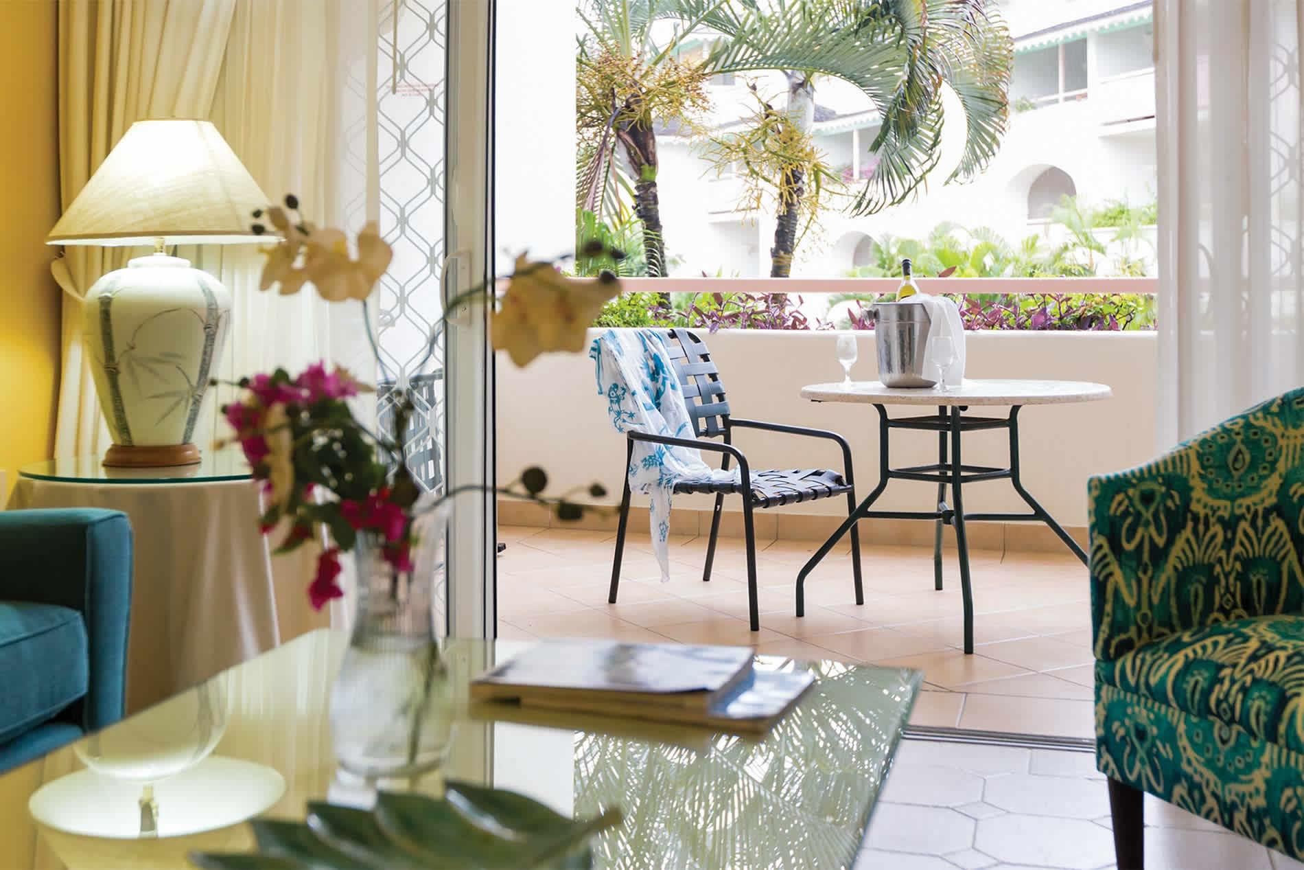 Apartment Bougainvillea Junior Suite in Bougainvillea Beach Resort - sleeps 2 people