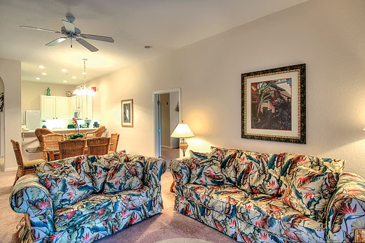 Apartment Grand Bahamas in Bahama Bay - sleeps 6 people