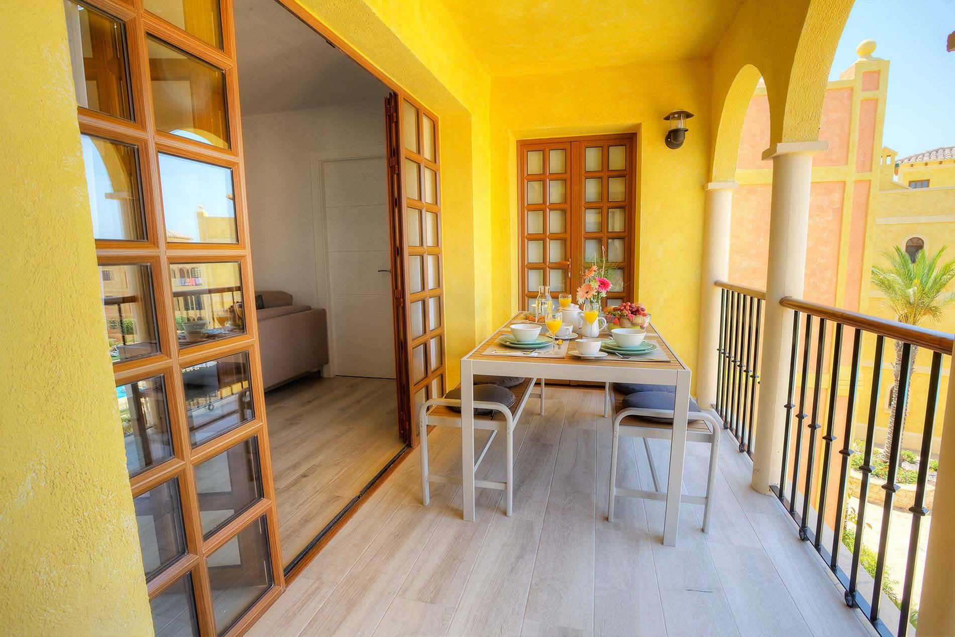 Apartment Las Sierras 356 in Desert Springs - sleeps 6 people