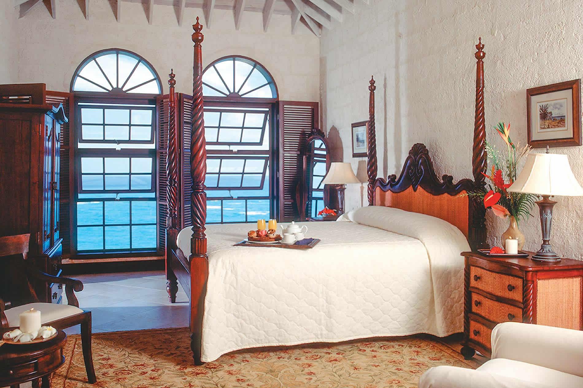 Apartment Ocean View I in The Crane Resort - sleeps 2 people