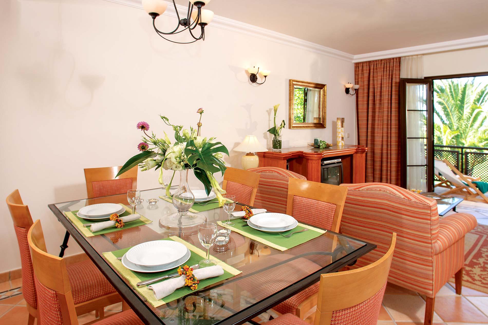 Apartment Pine Cliffs Golf Suite Penthouse in Pine Cliffs Resort - sleeps 6 people