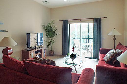 Apartment San Salvador in Bahama Bay - sleeps 4 people