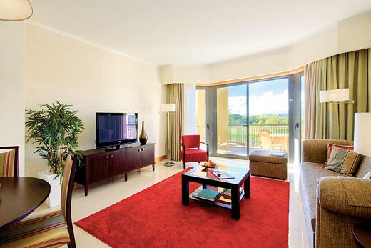 Apartment Victoria Deluxe Residences II in Tivoli Victoria Residences, Vilamoura - sleeps 4 people