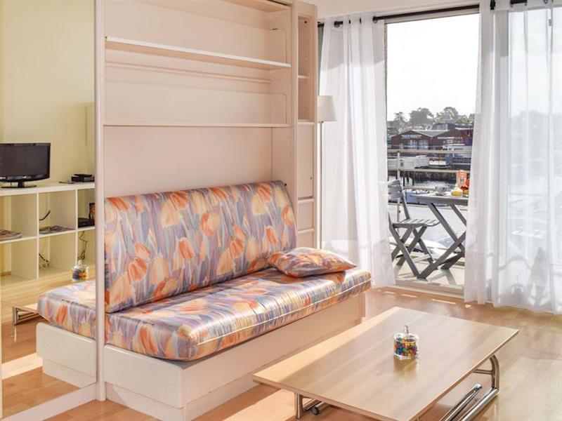 Appartement de la Marina in Paimpol, Brittany - sleeps 2 people