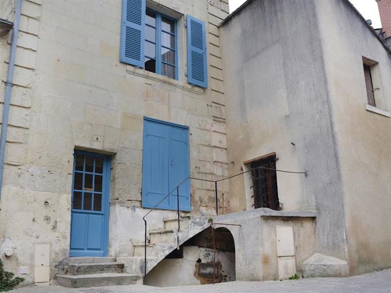 Au Coeur du Village in Fontevraud L'Abbaye, Loire Valley - sleeps 3 people