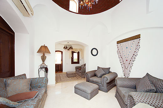Blue Savannah in El Gouna, Hurghada - sleeps 8 people