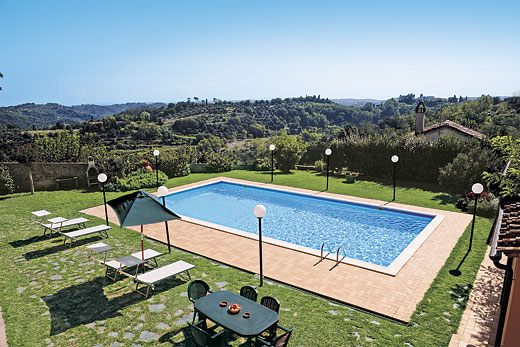 Borgo d'Arena in Marti, Tuscany - sleeps 6 people