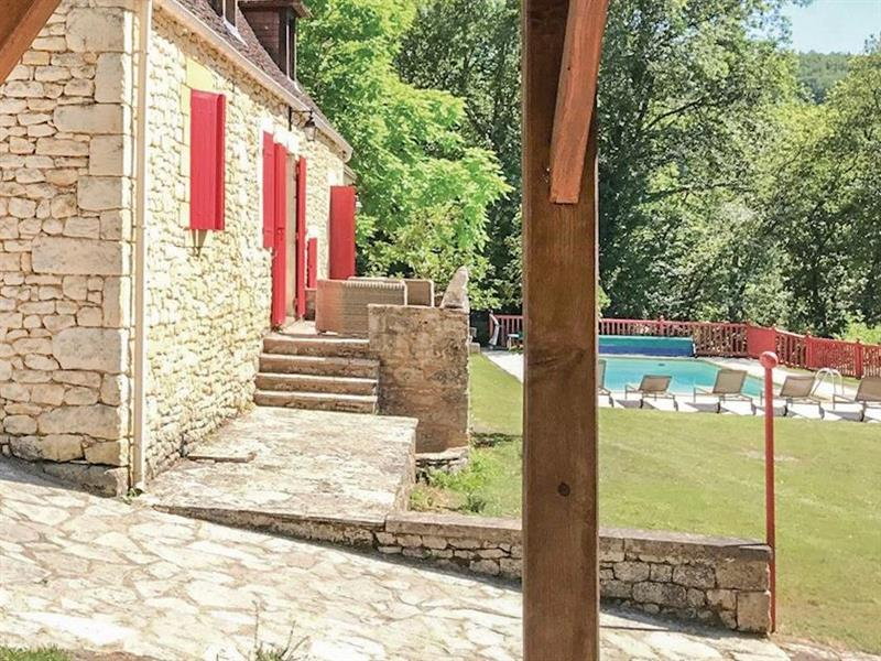 Campagne in Dordogne and Lot - sleeps 8 people
