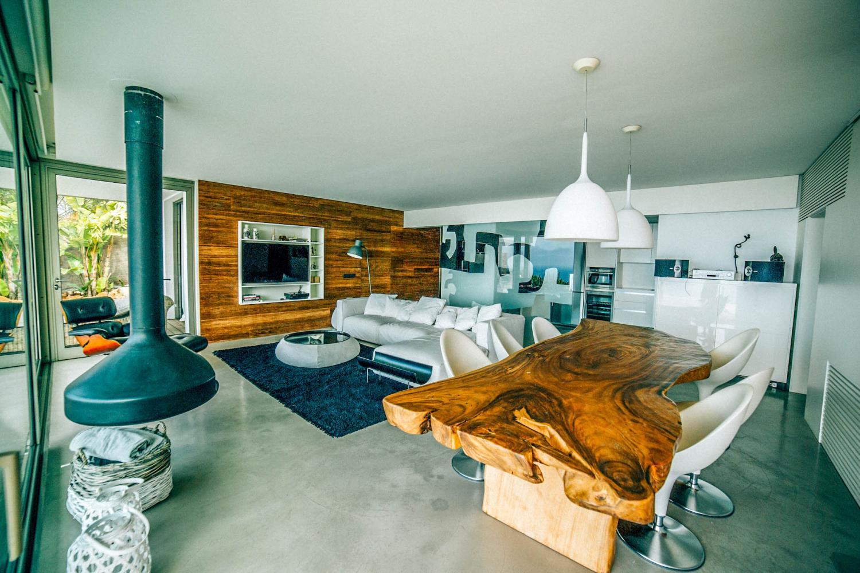 Casa Maravilla in Es Cubells - sleeps 6 people