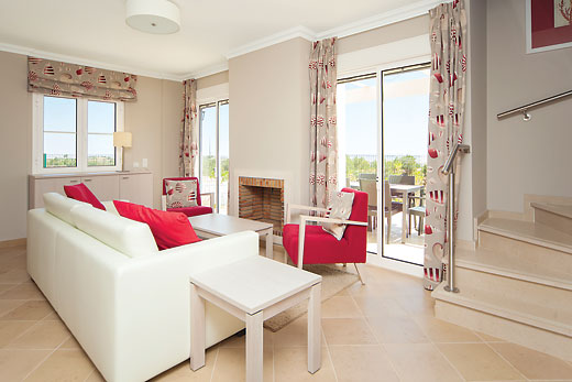 Castro Village III in Castro Marim Golfe & Country Club, Algarve - sleeps 6 people