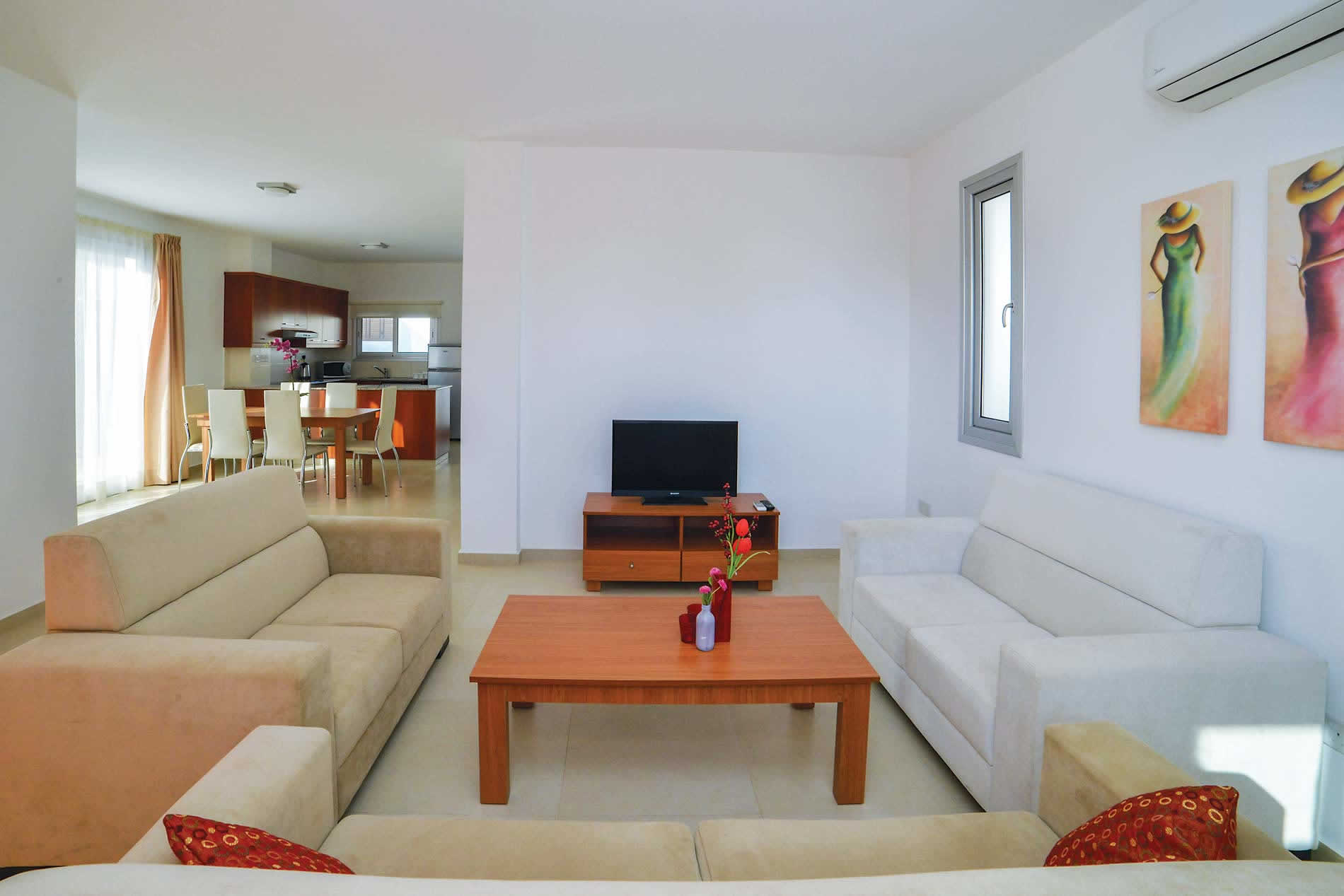 Coral Bay Villa 8 in Coral Bay - sleeps 6 people