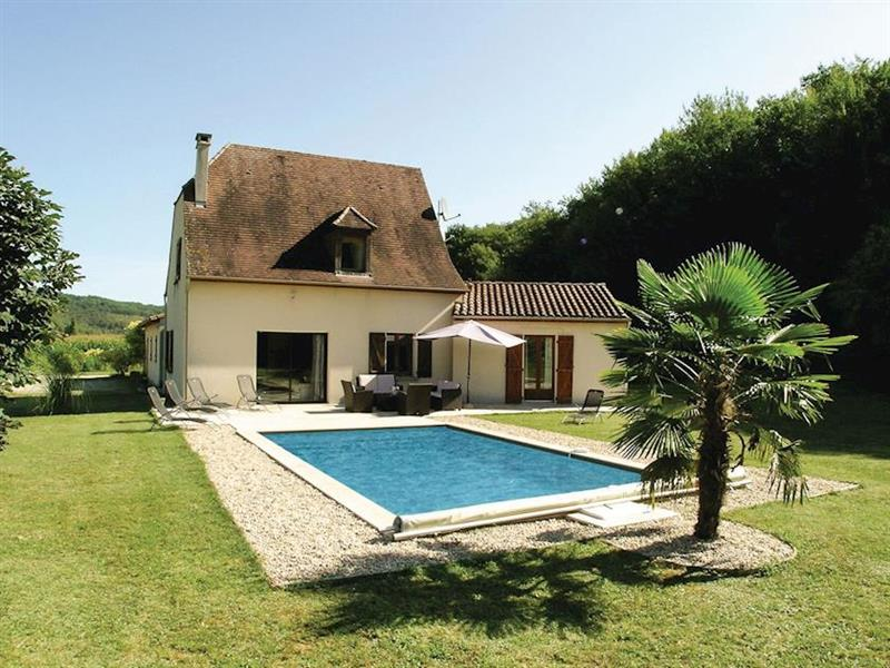 Cottage Mais in Saint-Amand-de-Coly, Dordogne and Lot - sleeps 8 people