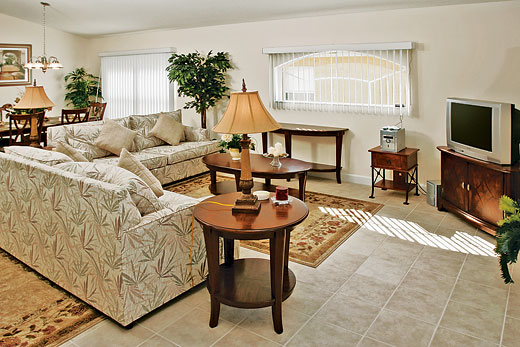 Disney Area Executive Villas ASV3PP in Disney Area and Kissimmee, Orlando - Florida - sleeps 6 people