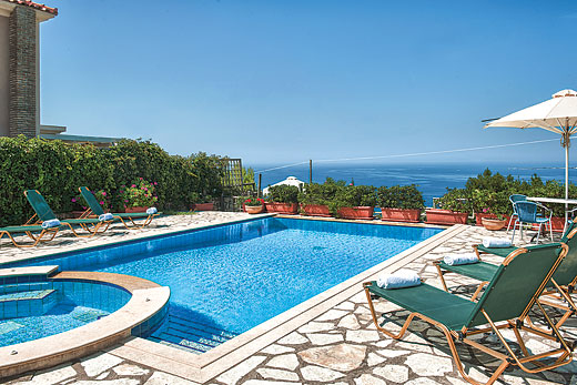 Efrosini in Aghia Kyriaki, Kefalonia - sleeps 6 people