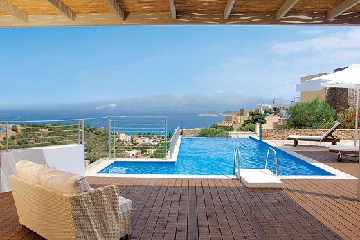 Electra in Agios Nikolaos, Crete - sleeps 4 people
