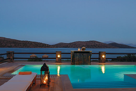 Elounda Beach in Elounda - sleeps 10 people