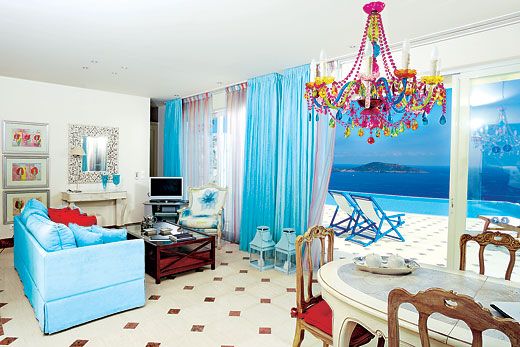 Executive Spa Villas in Elounda Gulf Villas - sleeps 4 people