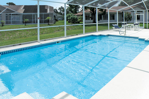 Fairway Oaks V3PP in New Port Richey, Gulf Coast - Florida - sleeps 6 people