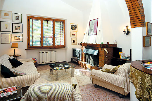 Francesca in Castel San Gimignano - sleeps 6 people