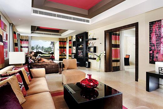 Grand Royal Villa II in Grand Rotana Resort & Spa - sleeps 4 people