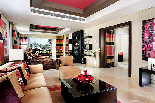 Grand Royal Villa III in Grand Rotana Resort & Spa - sleeps 6 people