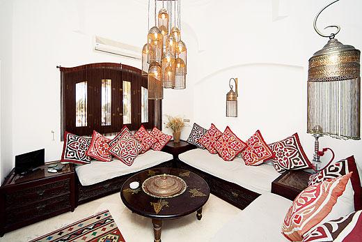 Habibi in El Gouna, Hurghada - sleeps 6 people