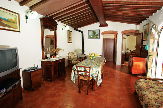I Cipressi in Bibbona, Livorno, Tuscany - sleeps 4 people