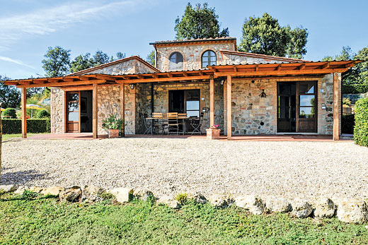 Il Pino in Volterra, Tuscany - sleeps 6 people