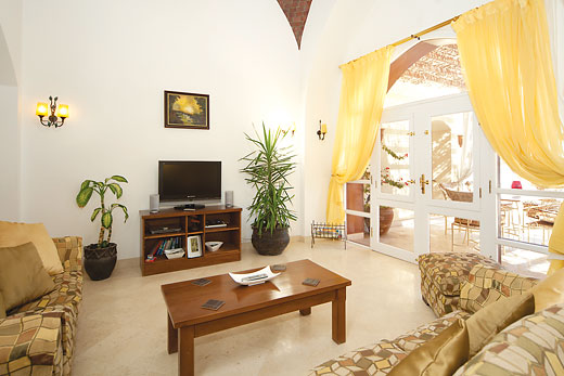 Jamila Villa in El Gouna, Hurghada - sleeps 6 people
