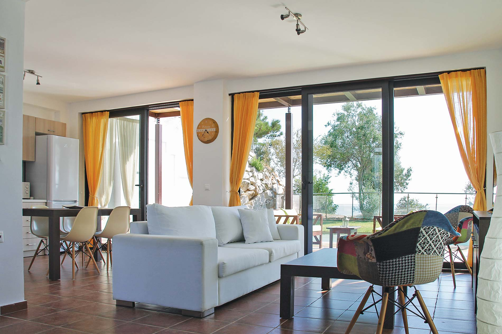 Kalma Villa V in Nea Moudania - sleeps 6 people