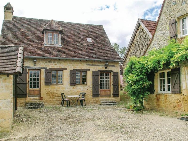 La Grange in Fanlac, Dordogne and Lot - sleeps 2 people