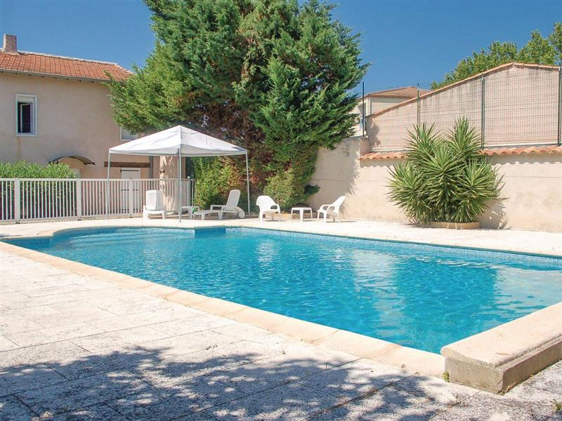 La Vieille Maison in Pézenas, Languedoc-Roussillon - sleeps 14 people