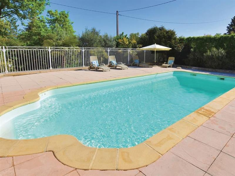 La Villa des Toits in Apt, Provence - sleeps 8 people