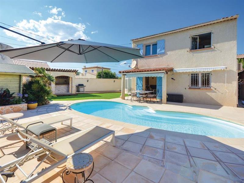 La Villa Moderne in Antibes, Côte-d'Azur - sleeps 6 people