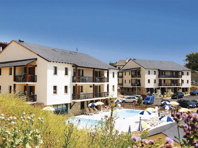 L'Appartement de la Colline 1 in Font-Romeu, Languedoc-Roussillon - sleeps 4 people