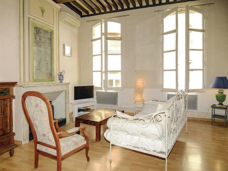 LAppartement des Poutres in Avignon, Provence - sleeps 5 people