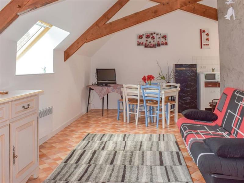 Le Cottage de Bois in near Lannion, Brittany - sleeps 5 people