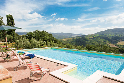 Le Vignacce in Lustignano, Pomarance, Tuscany - sleeps 4 people