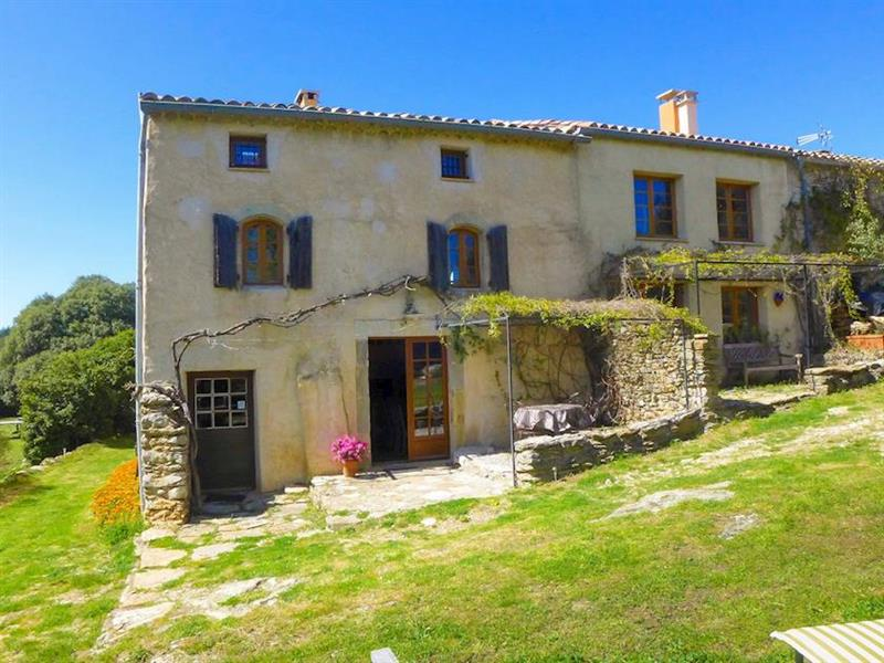Maison Amizel in Arques, Languedoc-Roussillon - sleeps 7 people