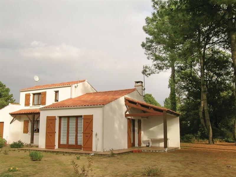 Maison de Plage in La Tranche-sur-Mer, Vendée - sleeps 6 people
