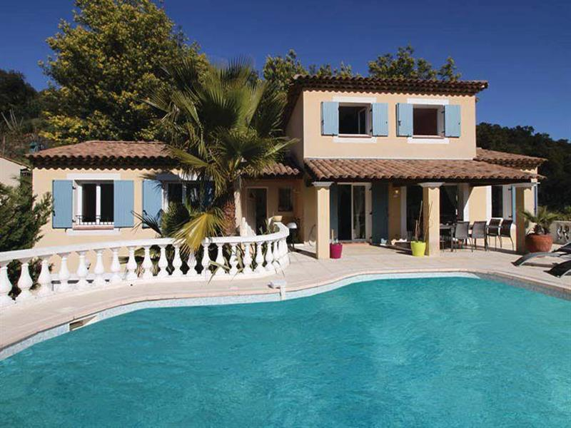 Maison Mimosas in Auribeau-sur-Siagne, Alpes-Maritimes - sleeps 9 people