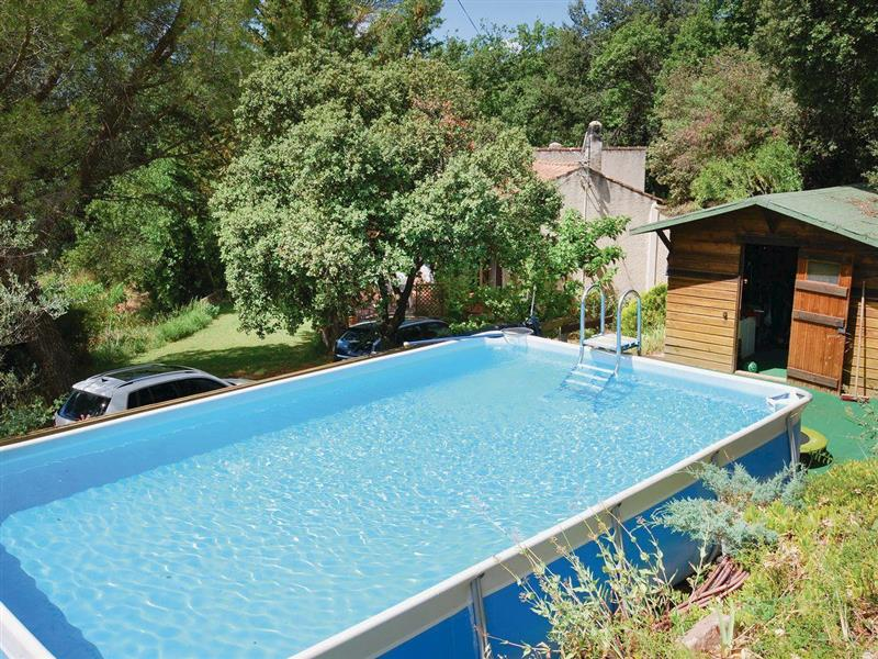 Maison Roumiaou in Puget-Ville, Var - sleeps 6 people