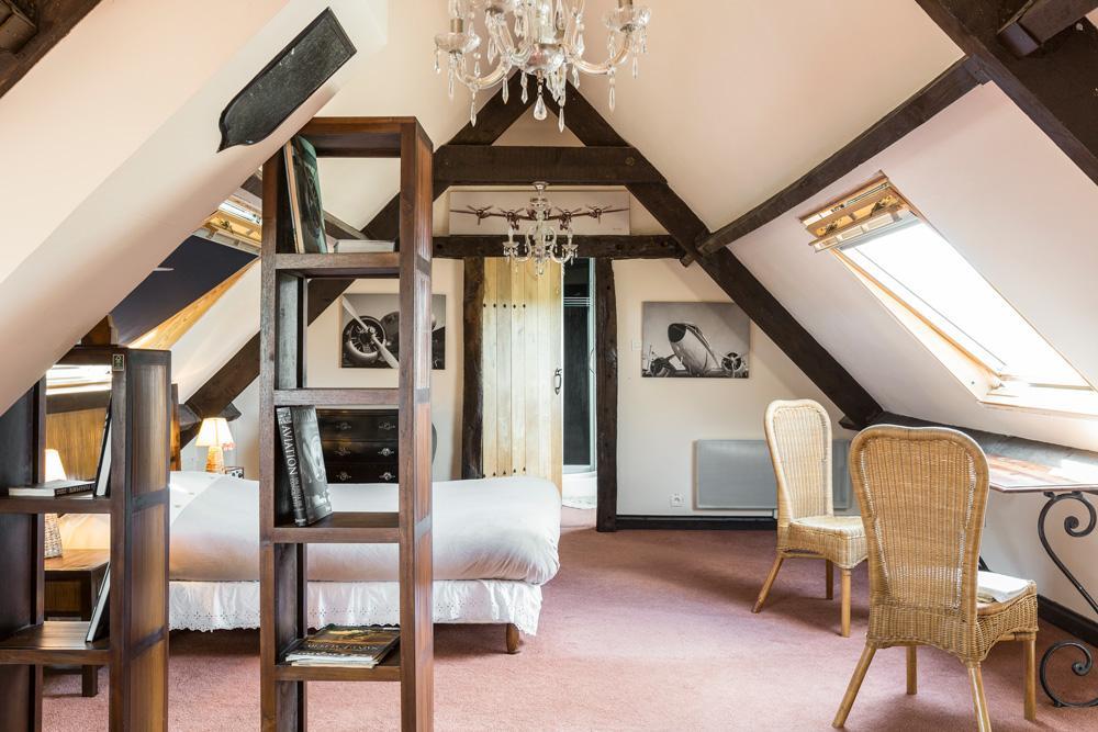 Manoir De Kervegat in Brittany - sleeps 15 people