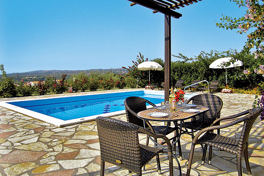 Margarita in Trapezaki, Kefalonia - sleeps 4 people