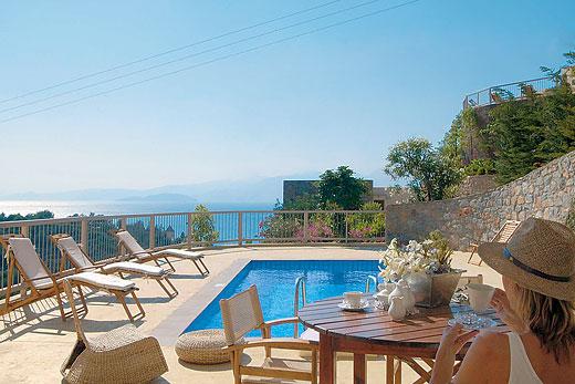 Merope in Agios Nikolaos, Crete - sleeps 4 people