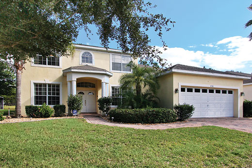 Ocean Forest Executive in Highlands Reserve, Orlando - Florida - sleeps 10 people